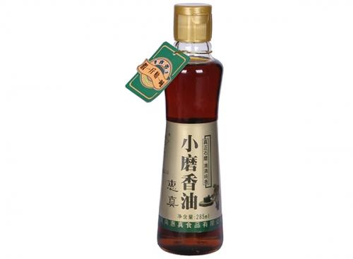 郑州小磨香油