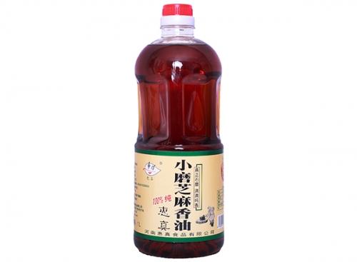 小磨芝麻香油品牌